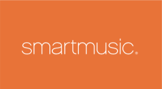 smartmusic with orange background